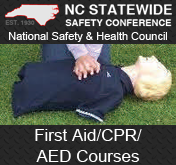 First Aid/CPR/AED Courses
